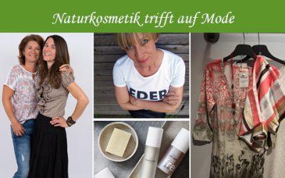 Naturkosmetik trifft auf Mode